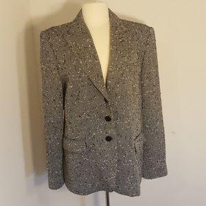 Vintage Armani Collezioni Blazer Size 16